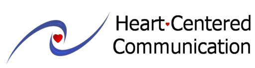 Heart Centered Communication Logo
